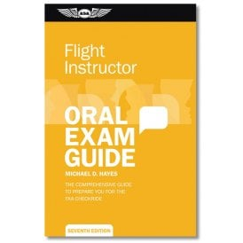 ASA Flight Instructor Oral Exam Guide