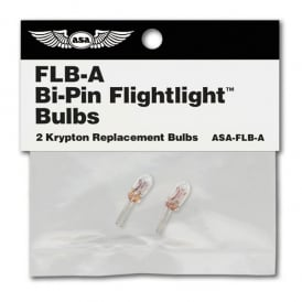 ASA Flightlight Replacement Bulb Twin Pack