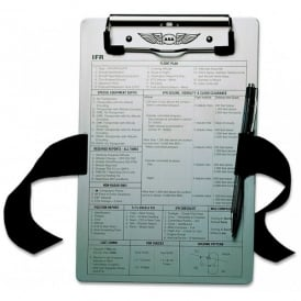 ASA IFR Metal Clipboard