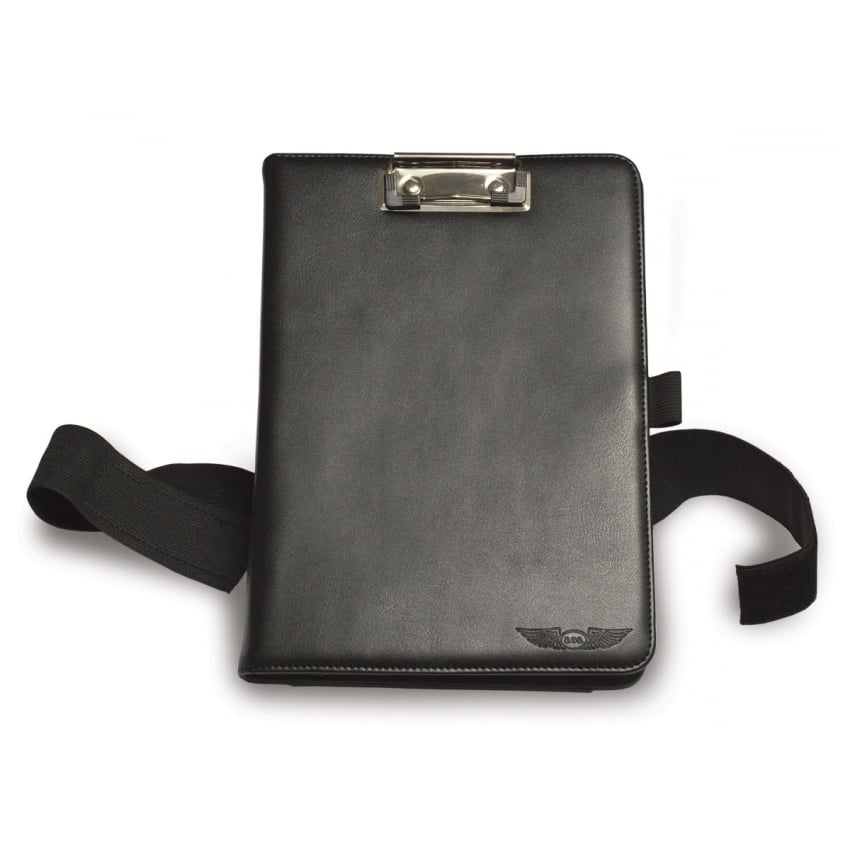 iPad Leather Kneeboard - iPad Air