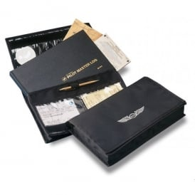 ASA Master Log Book & Document Case
