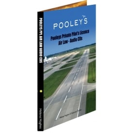 Pooleys Audio Training CD - Air Law (3xCD's)