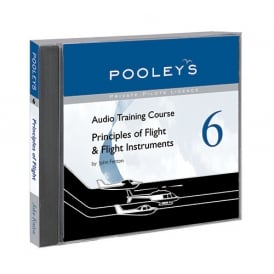 Audio Training CD - Principles Of Flight