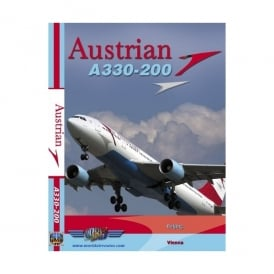 Just Planes Austrian A330-200 DVD