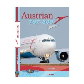 Just Planes Austrian B767-300 DVD