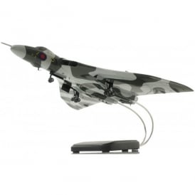 Avro Vulcan B2 RAF Wooden Model - Gear Down