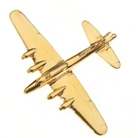 B-17 Flying Fortress Boxed Pin - Gold