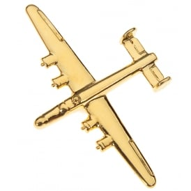 B24 Liberator Boxed Pin - Gold