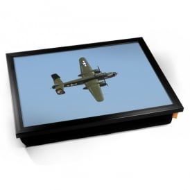 B25 Mitchell North American Aviation Plane Cushion Lap Tray