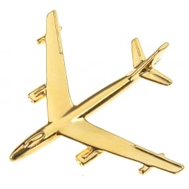 B47 Stratojet Boxed Pin - Gold