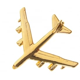 B52 Stratofortress Boxed Pin - Gold