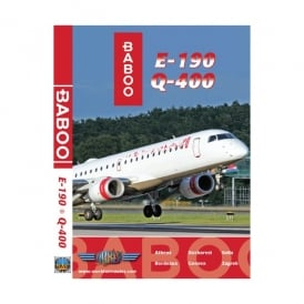 Just Planes Baboo Embraer E-190 DVD