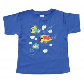 Barnstormer Toddler T-shirt in Blue