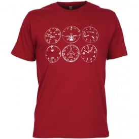 Basic Six Instruments T-Shirt
