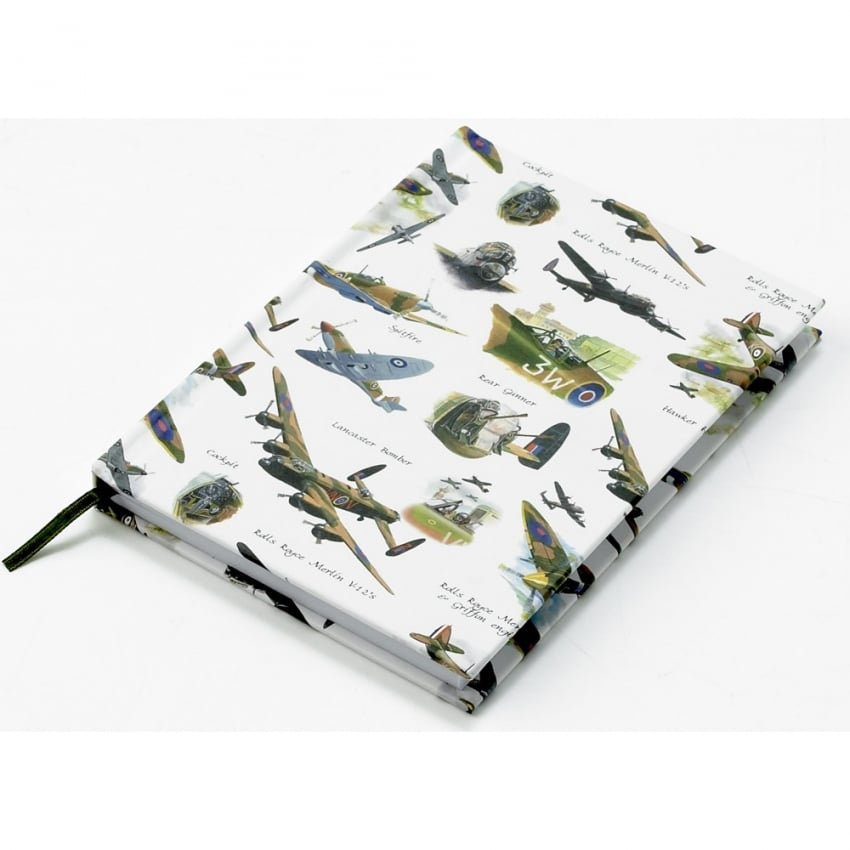 Battle Of Britain A6 Notebook