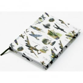 Little Snoring Battle Of Britain A6 Notebook