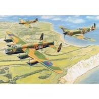 Battle Of Britain Memorial Greeting Cards - Pack of 6