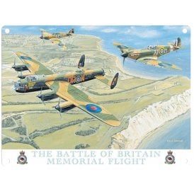 Original Metal Sign Company Battle of Britain Metal Sign