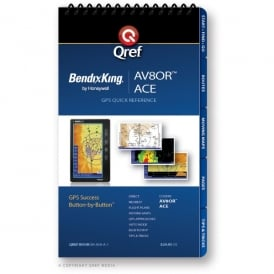 Qref Bendix King AV80R ACE GPS Checklist