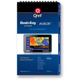 Qref Bendix King AV80R GPS Checklist