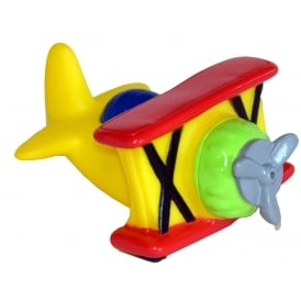 Bi-Plane Bath Squeeze Toy
