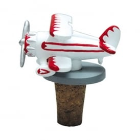 Bi-Plane Cork Bottle Stopper
