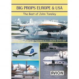 Big Props Europe and USA DVD