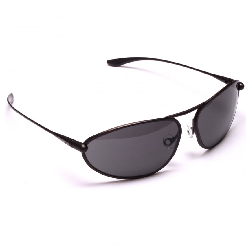 Exo Sunglasses - Graphite - Grey Lens