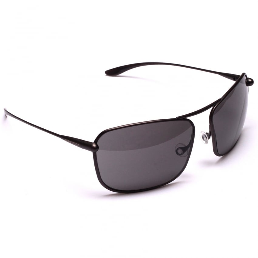 Iono Sunglasses Graphite - Grey Lens