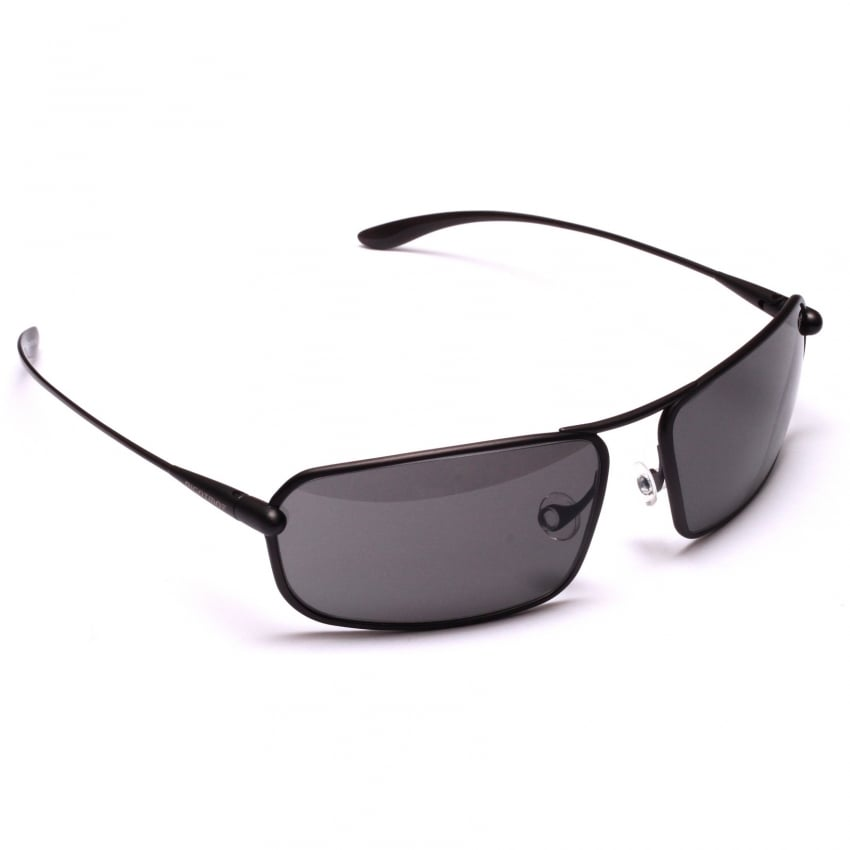 Meso Sunglasses Graphite - Grey Lens