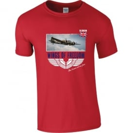 Blenheim Wings of Freedom T-Shirt
