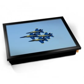 Blue Angels Cushion Lap Tray