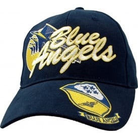 Blue Angels Official Baseball Cap
