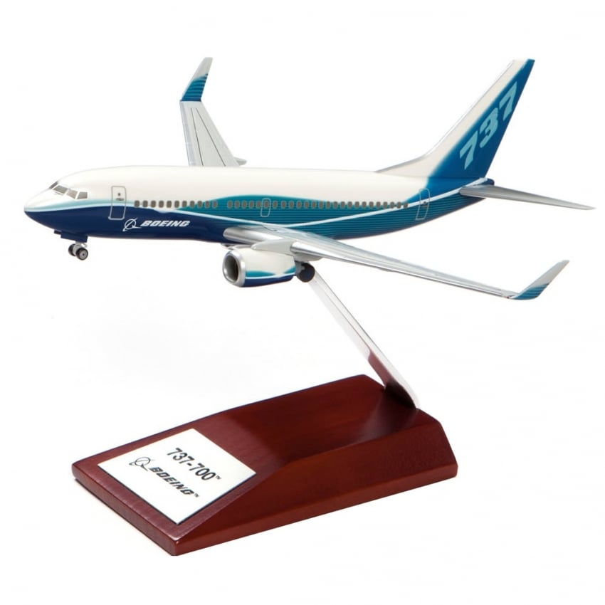 Boeing 737-700 Snap Model - Scale 1:200