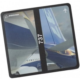 Boeing 737 Image Mousemat - Last Stock