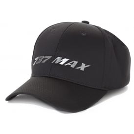 Boeing 737 Max Midnight Silver Hat