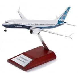 Boeing 737 Max Snap Model - Scale 1:200