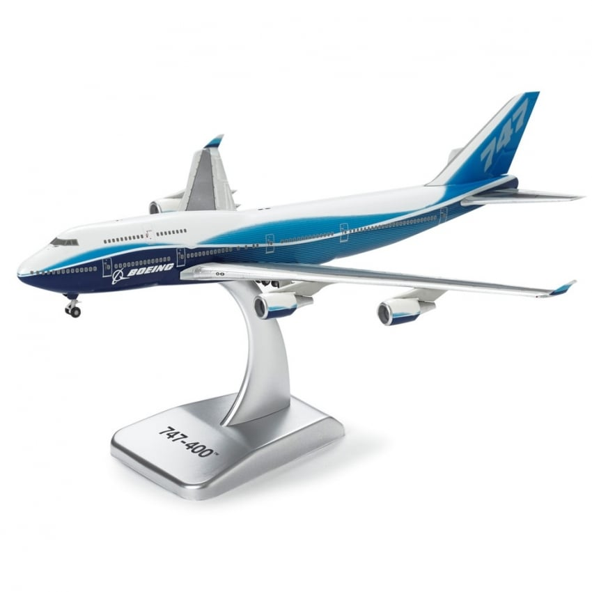 747-400 Die-Cast Model - Scale 1:400