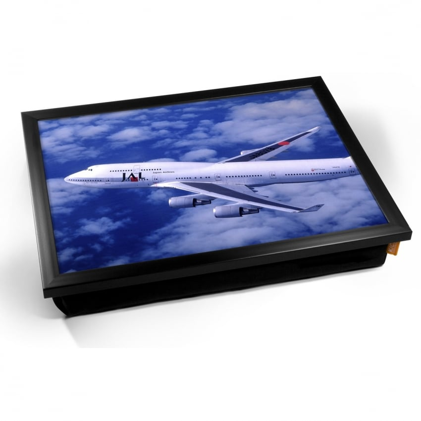 Boeing 747-400 Japan Airlines Cushion Lap Tray