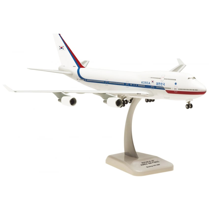 Boeing 747-400 Korea Airforce - Scale 1:200