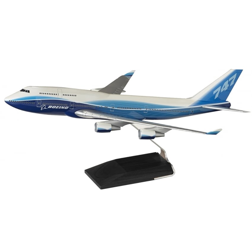 747-400 Snap Model - Scale 1:144