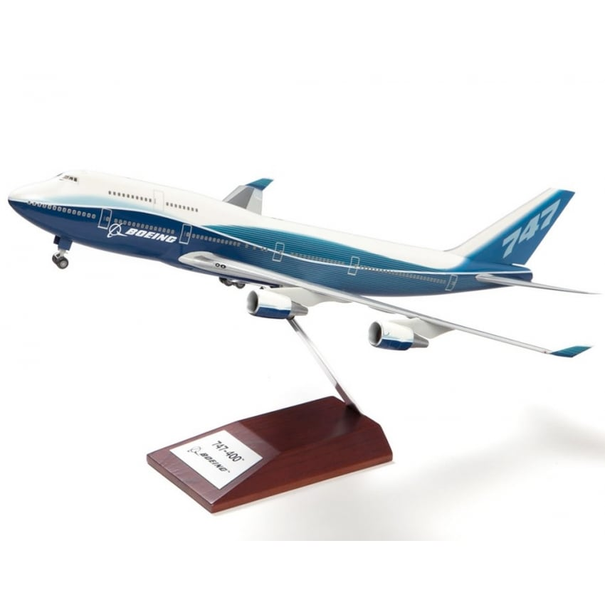 747-400 Snap Model - Scale 1:200