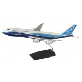 Boeing 747-8 Intercontinental Snap Model - Scale 1:144