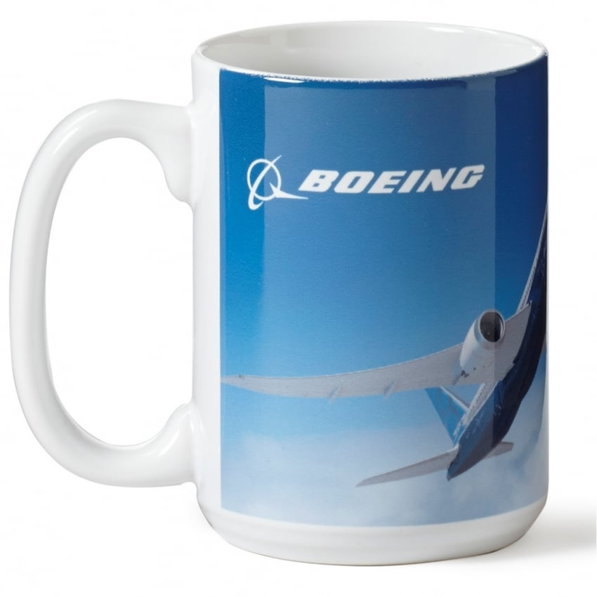 Boeing Travel Mug