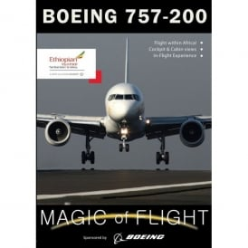 AirUtopia Boeing 757-200 Magic Of Flight DVD