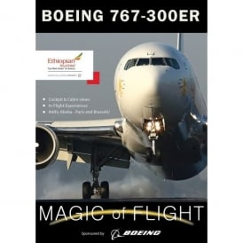 AirUtopia Boeing 767-300 ER Magic Of Flight DVD