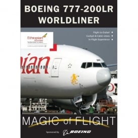 AirUtopia Boeing 777-200 LR Magic Of Flight DVD