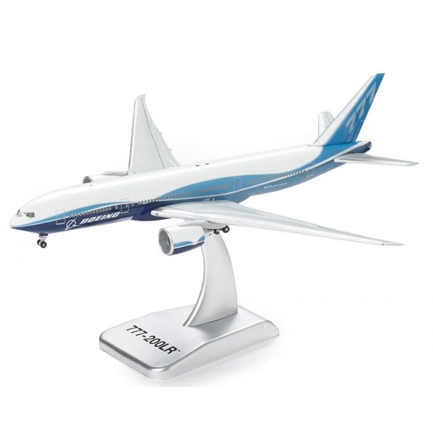 777-200LR Die-Cast Model - Scale 1:400