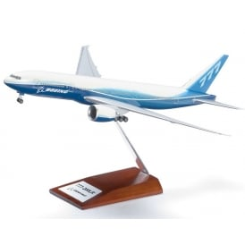 Boeing 777-200LR Snap Model - Scale 1:200