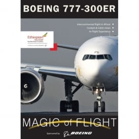 AirUtopia Boeing 777-300 ER Magic Of Flight DVD